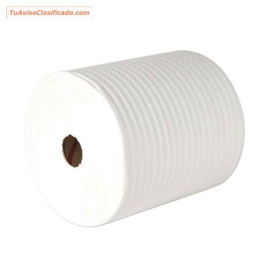 Papel higienico jumbo roll y toalla para secar manos for Accesorio para papel higienico