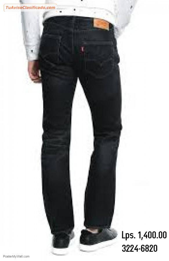 Jeans Para Hombre Marca Levis De Botones En Tegucigalpa Ropa Za