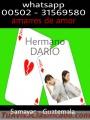 SOY EL HERMANO DARIO ATRAIGO SU SER AMADO POR MEDIO DEL TAROT 011502-31569580