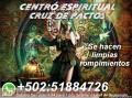 Centro espiritual cruz de pactos linpias y Amarres