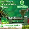 Prensa de aceite MOD. MKOP80