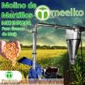 Molienda de granos o semillas