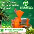 ¡Haz tu propio aceite de palma africana!