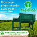 Mezcladora Horizontal MKMH500B