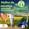 MEELKO Molino de martillos MKHM500C