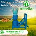 Peletizadora PTO MKFD300P