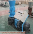 Peletizadora eléctrica MKFD300R