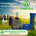 Peletizadora Diesel MOD. MKFD360A