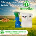 Peletizadora eléctrica MKFD300C
